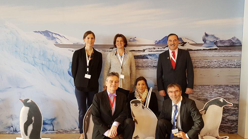 Réunion Consultative du Traité sur l'Antarctique-Mai2016